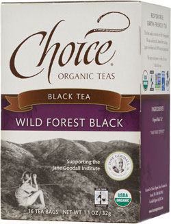 Wild Forest Black Tea